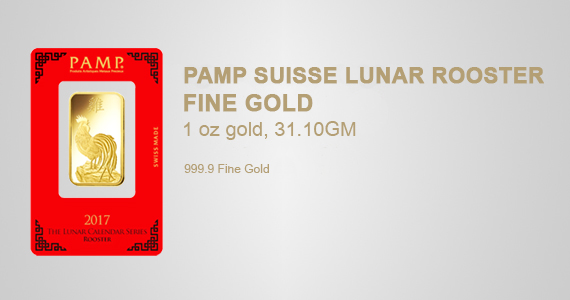 Lunar Pig 1 oz gold