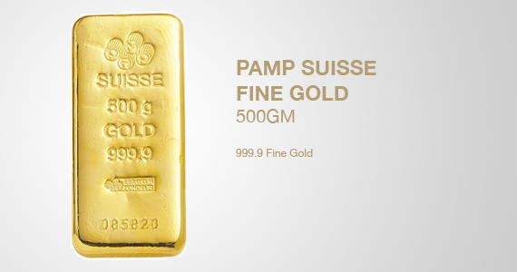 PAMP Suisse 500gm