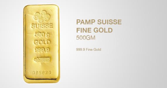 PAMP Suisse 500gm
