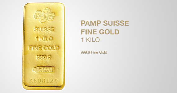 PAMP Suisse 1000gm